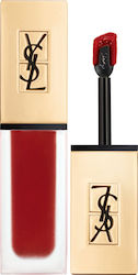 Ysl Tatouage Couture Matte Stain 21 Burgundy Instinct
