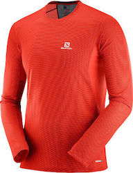 Salomon Trail Runner LS Tee 403994
