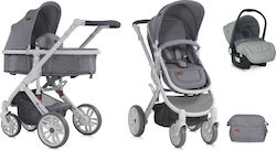 Lorelli Bertoni Luna 3 in 1 Grey