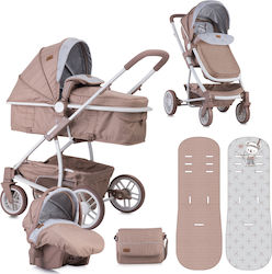 Lorelli Bertoni S500 Combi Set 3 in 1 10020851826 Beige Indian Bear