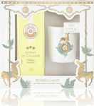 Roger & Gallet Christmas Set Extrait de Cologne Neroli Facetie 100ml & Αρωματικό Κερί 60gr​