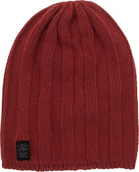 PEPE JEANS M E2 OWILLOW BEANIE - PM040415-287 BROWN