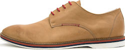 FAT COMPANY CASUAL SHOES ΑΝΔΡΙΚΑ FAT COMPANY ΚΑΦΕ (FC-11374)