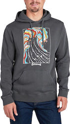 Billabong Rogue Men's Hoodie L1HO06-1358 - RAVEN