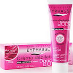 Byphasse Hair Removal Cream Silk Extract 125ml