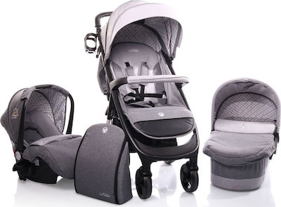 Cangaroo Noble 3 in 1 Grey