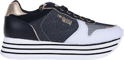 TRUSSARDI SNEAKERS 79A00246-WHITE