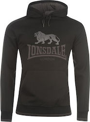 Lonsdale 535016 Black-Charcoal