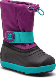 Χιονιού KAMIK - Jet NF8028 Purple Teal