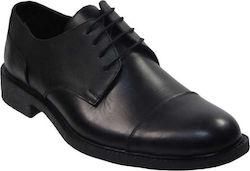 1228feb293d Προσθήκη στα αγαπημένα menu Tsimpolis Shoes 261 Ανδρικό Δετό Από Γνήσιο  Δέρμα Μαύρο 19384