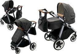 5934c6cdf37 Just Baby Oasis Trio 3 in 1 Dark Grey