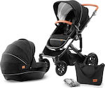 Kinderkraft Prime 2 in 1 Black