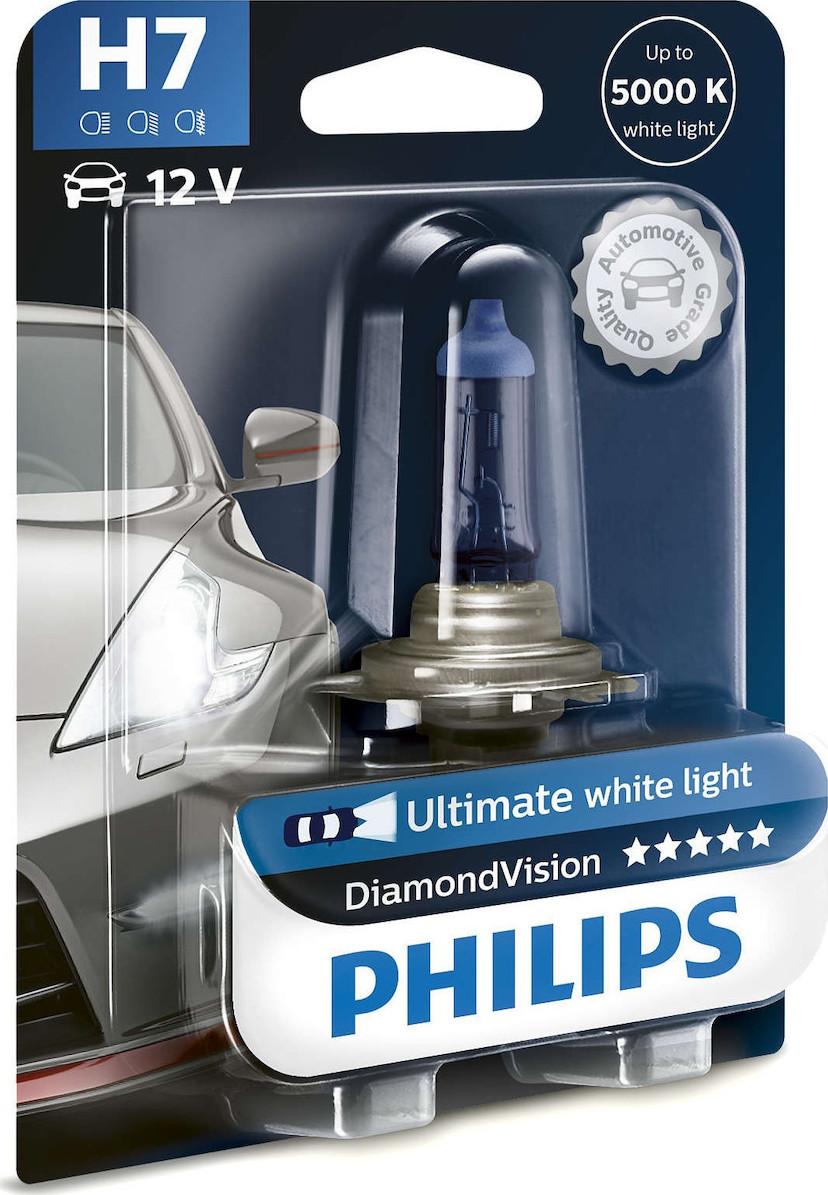 Προσθήκη στα αγαπημένα menu Philips H7 Diamond Vision 12V 1τμχ 1c71a4ede72