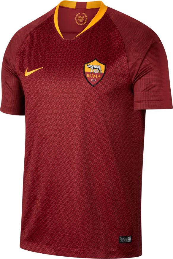 bae748d96d4 Προσθήκη στα αγαπημένα menu Nike AS Roma Home Jersey 2018/19 919020-677