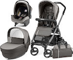 Peg Perego Book 51 Elite Modular 3 in 1 Class Grey