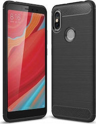 1c0aa779d3 Carbon Fiber Brushed Μαύρο (Xiaomi Redmi Note 6 Pro)