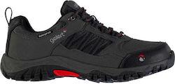 3f27f098a73 Gelert Horizon Low Waterproof Walking Shoes 183698 Charcoal