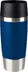Tefal Travel Mug Navy Blue 0.5lt