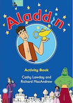 ALADDIN ACTIVITY BOOK