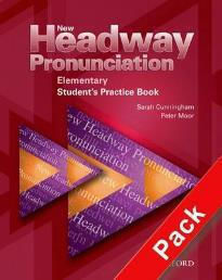 NEW HEADWAY PRONUNCIATION COURSE ELEMENTARY Student 's Book (+ CD)