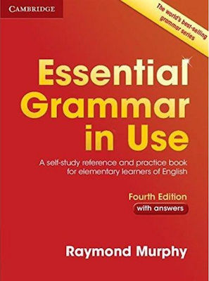 ESSENTIAL GRAMMAR WITH ANSWERS (4TH ED.)