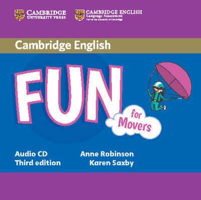 FUN FOR MOVERS - AUDIO CD