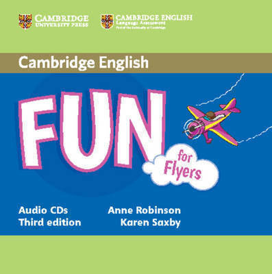 FUN FOR FLYERS - AUDIO CD