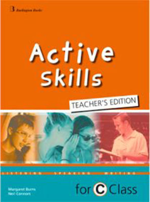 ACTIVE SKILLS FOR C CLASS Teacher 's book