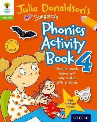 OXFORD READING TREE SONGBIRDS : ACTIVITY COLLECTION BOOK 4