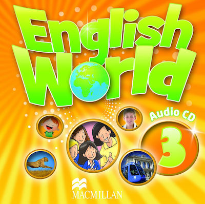 ENGLISH WORLD 3 CD CLASS
