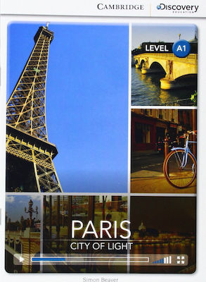 CAMBRIDGE DISCOVERY EDUCATION : BEGINNING PARIS - CITY OF LIGHT A1 (+ ONLINE ACCESS) PB