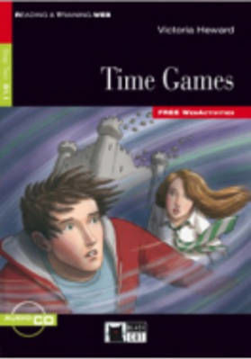 R&T. 2: TIME GAMES B1.1 (+ AUDIO CD-ROM)