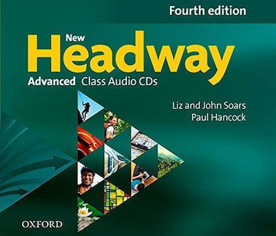 NEW HEADWAY ADVANCED CD CLASS 4TH ED