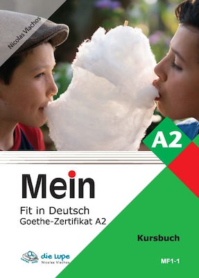MEIN FIT IN DEUTSCH A2 TESTBUCH
