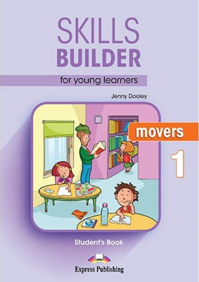 SKILLS BUILDER FOR YOUNG LEARNERS MOVERS 1 STUDENT'S BOOK 2018