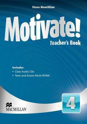 MOTIVATE! 4 Teacher 's book PACK