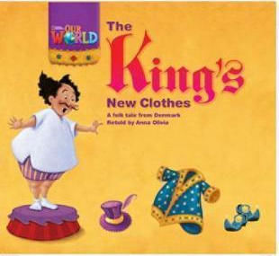 OUR WORLD 1: THE KINGS NEW CLOTHES - BRE