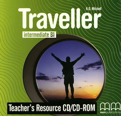 TRAVELLER B1 INTERMEDIATE Teacher 's book RESOURCE CD-ROM