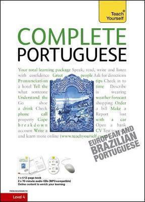 TEACH YOURSELF COMPLETE PORTUGUESE (+ AUDIO CD) HC BOX SET