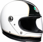 AGV X3000 Super Matt Black / White