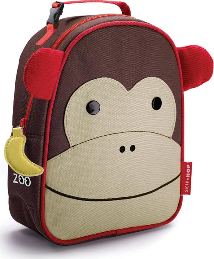 3ea77131614 Προσθήκη στα αγαπημένα menu Skip Hop Zoo Παιδική Ισοθερμική Τσάντα Μαϊμού