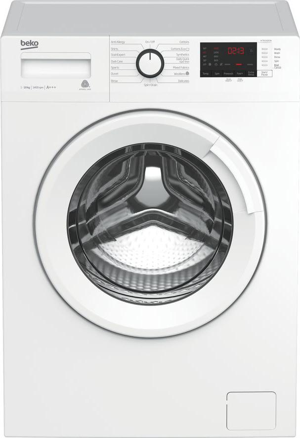 Beko WTB1041R2W 1400 Στροφές 10kg | Πλυντήρια Ρούχων