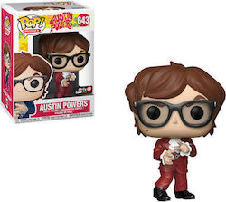 Pop! Movies: Austin Powers - Austin Powers (Red Suit) #643