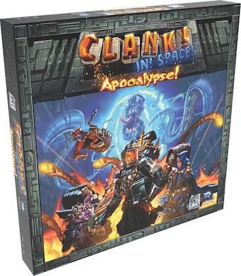 Renegade Game Studios Clank In Space Apocalypse (Exp)