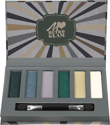 Manhattan Retro Glam Eyeshadow 02 Getaway Glamour