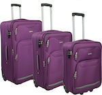 Rain RB9070 Set 3x Purple