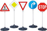 Klein Traffic Signs with 5 Different Pieces