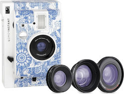 Lomography Lomo'Instant Camera Explorer Edition & 3 Lenses