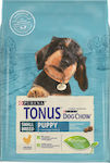 Tonus Dog Chow Small Puppy Chicken 2.5kg