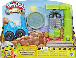 Hasbro Play Doh Wheels Lift & Haul